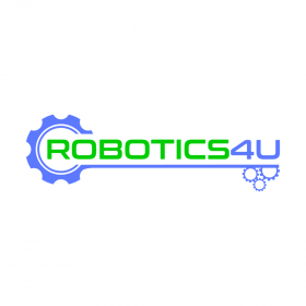 Robotics 4U logo